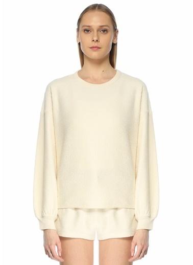 American Vintage Sweatshirt Ekru